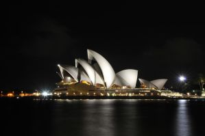 Sydney by night! 2 by mecoop