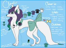 Clover - new reference by Reminiscexx