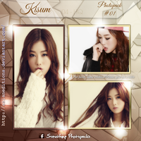 +KISUM | Photopack #O1 by AsianEditions