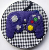 GameCube Hoop by kayzebra