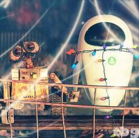 PhotoEdit - WallE by Cheese-Monkey