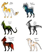 Aliequine Imports for angelicwolf72 by KTLasair