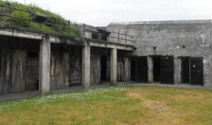 Fort Casey: Door 1,2,3 by Photos-By-Michelle
