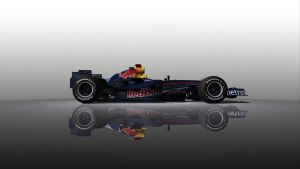 Red Bull Racing RB3, 2007 by Renown-787