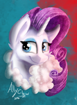 Winter Time Rarity by AllyClaw