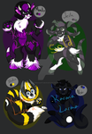 PM Adopts #3 Reduce Price: (3/4 Open) by KarmaAdoptables