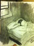 Lonely Nights by skinny-artist