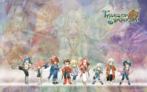 Tales of Symphonia by TenkaDigi