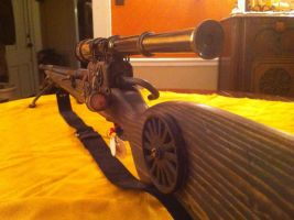 Steampunk Sniper Rifle 2 by cptnmat