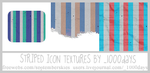 Colorful Icon Texture Pack 001 by clayla919
