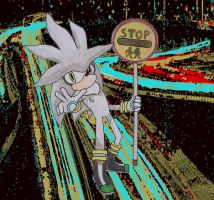 Silver Hedgehog VIP Edition by EpicOverload