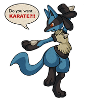 Do you want KARATE by koisnake