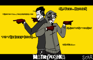 Matryoshka double time by BlueFreakingSky