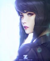 GITS Major 01 by Zeronis