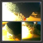 Easy pattern for Brim on hats by Clix69
