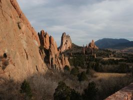 Garden of the Gods by RandJ-stockandref
