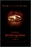 Twilight Saga Breaking Dawn by ALK04