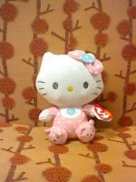 Baby Hello Kitty Doll! by Bjnix248