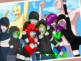 left 4 dead collab by oogiesgirl207