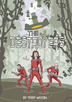 Destroyers by Timkay61
