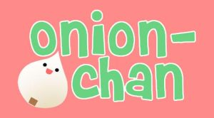 Onion-chan Logo by veggiefriends