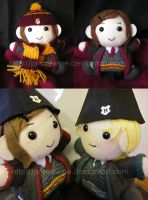 ::Commish:: Mini Hermione by prismtwine