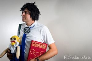 Zatch Bell Kiyomaro Cosplay by CaptnPenguin