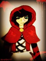 Bloody Red Riding Hood by ArtistGirl147