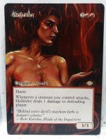 Magic  Alteration: Hellrider 12/16/14 by Ondal-the-Fool