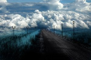 The sky road.. by hearthy