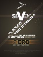 Zero The Movie Poster by AndroniX