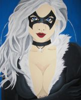 Black Cat by MissaDee