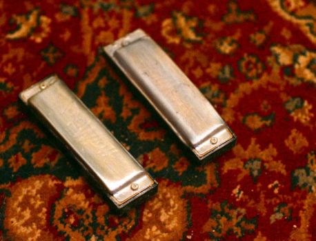 Rubber Harmonica by TimBakerFX