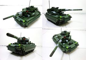 Lego Compact Tank 13.1 by SOS101