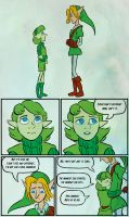 Zelda: Different by rondell