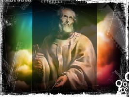 Apostle Peter by Zakharii