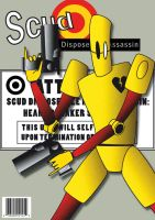 Scud: The disposeable assassin by Tformer