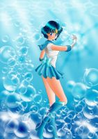 Sailor Mercury: Aqua Illusion by 8maumau6