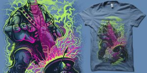 the cylops t-shirt by biotwist