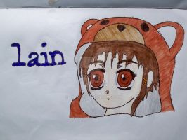 Lain by Toddiie