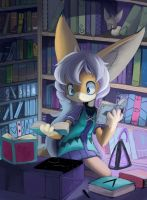 Late Night Studies by Bukoya-Star