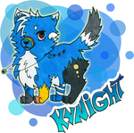 Chibi - Kynight by Momodu56