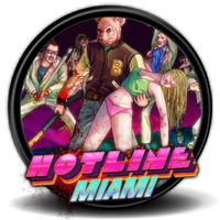 Hotline Miami - Icon by Blagoicons