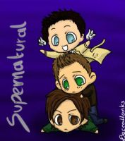 supernatural pile on by beccahanks