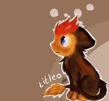 Litleo by Shad-the-cat