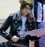 Squall Final Fantasy VIII by DarkyLeon
