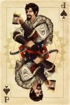 One Eyed Jack - Jack of Spades by AlixBranwyn