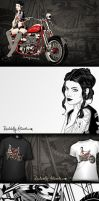 Bobber-Betty by actionrokka