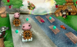 LBP - FROGGER by Morkybabes