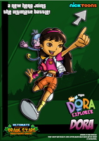 Nicktoons - Dora the Explorer by NewEraOutlaw